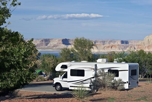 Rving in arizona Kostenlose Fotos