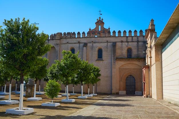 Saint isidoro campo kloster in santiponce Premium Fotos