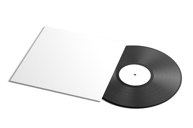 Schallplatte ing Premium Fotos