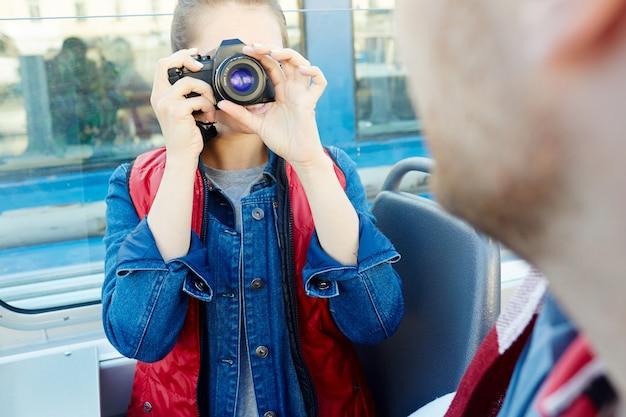 Schießen auf reisen Kostenlose Fotos