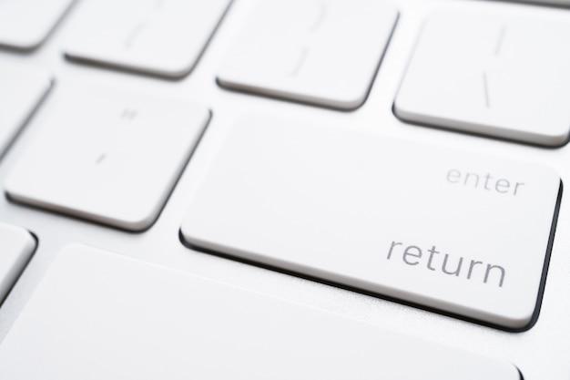 Schließen sie die tastaturtaste Kostenlose Fotos