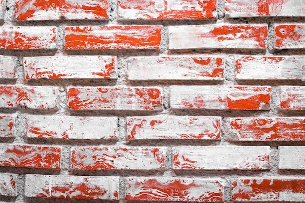 Schließen sie oben vom alten backsteinmauerhintergrund. antike steinmaueroberfläche. Premium Fotos