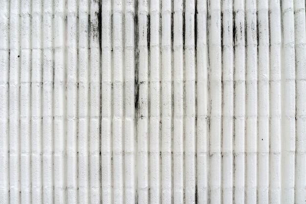 Schmutzige wand der weißen zementpolitur Premium Fotos