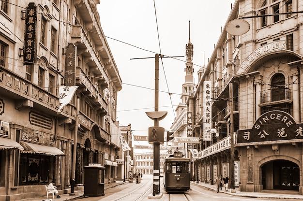 Schöne alte stadtansicht Kostenlose Fotos