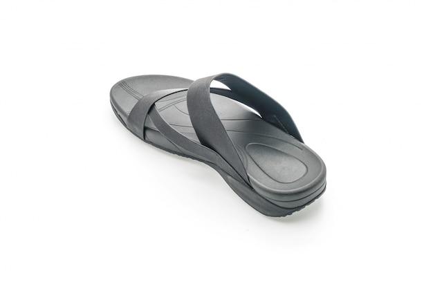 Schöne herrenmode sandale Premium Fotos