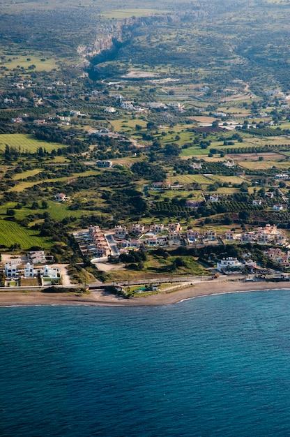 Schöne küste in zypern Kostenlose Fotos