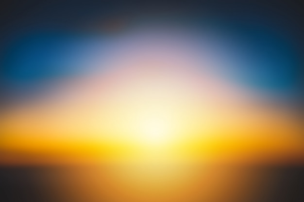 Schöner himmel des hellen himmels des sonnenuntergangsonnenaufgangs Premium Fotos