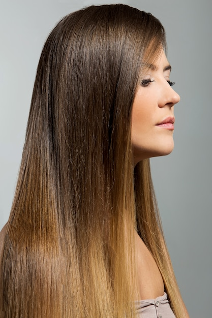 Mädchen 14 braune haare hübsches Geboren im