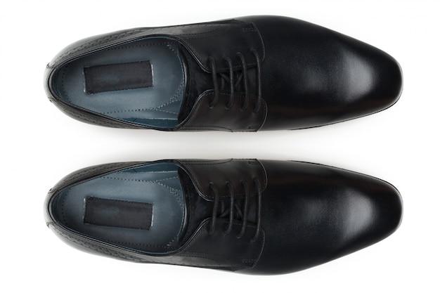 Schuhe, isoliert auf weiss Premium Fotos