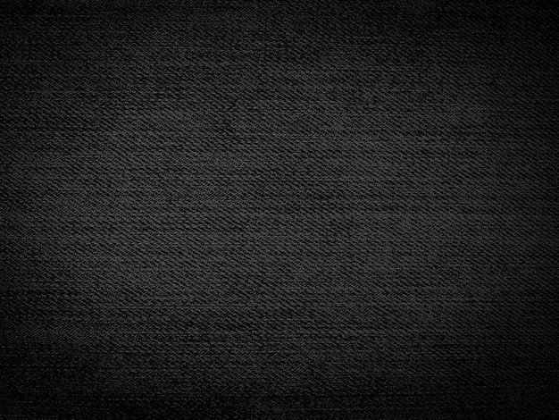 Schwarze denim-textur, jeans-hintergrund, für design Premium Fotos