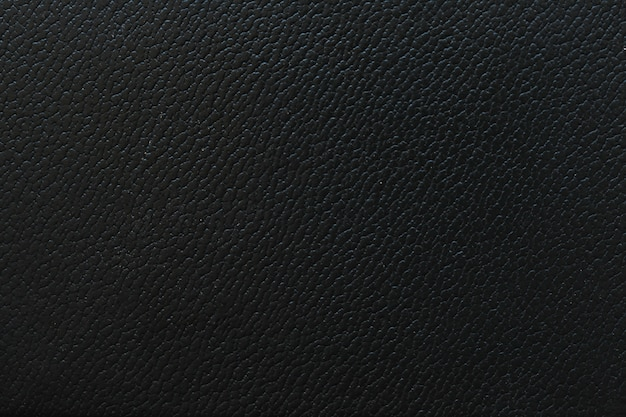 Schwarze lederne tapete des makrobeschaffenheitsfragments Kostenlose Fotos