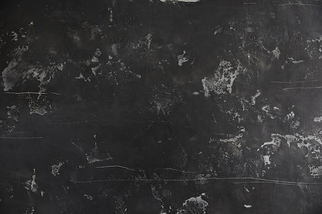 Schwarze staubige textur, ungereinigter tafelhintergrund. Premium Fotos