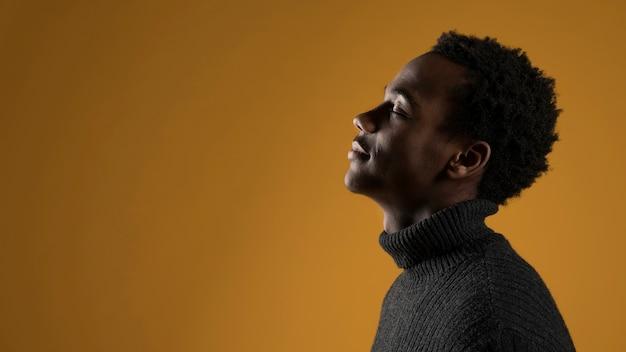 Schwarze vorbildliche aufstellung Kostenlose Fotos