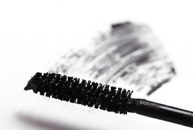 Schwarze wimperntusche für die augen Kostenlose Fotos