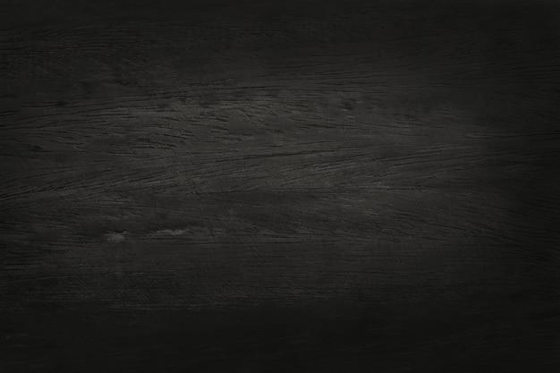 Schwarzer hölzerner wandhintergrund, beschaffenheit des dunklen barkenholzes Premium Fotos