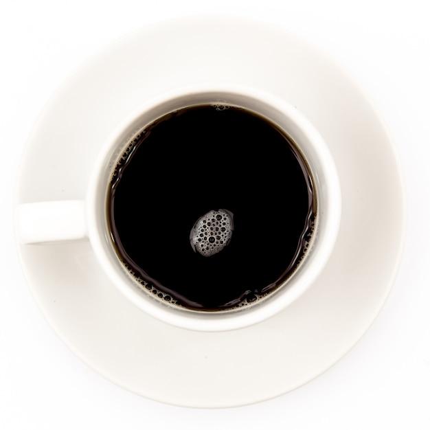 Schwarzer kaffee Premium Fotos