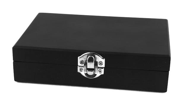 Schwarzes schließfach Premium Fotos