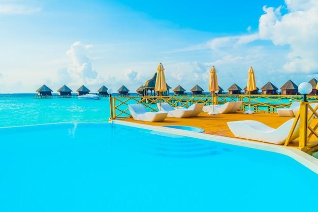 Schwimmen himmel urlaub malediven-insel Kostenlose Fotos