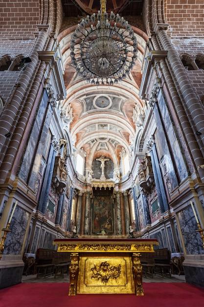 Se kathedrale, evora Premium Fotos