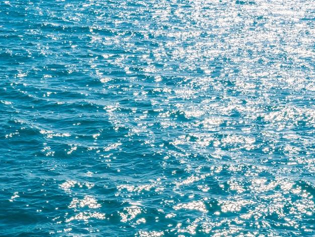 See- und ozeanwasserbeschaffenheiten und -oberfläche Kostenlose Fotos
