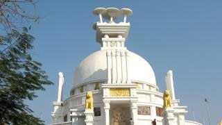 Shanti stupa Kostenlose Fotos