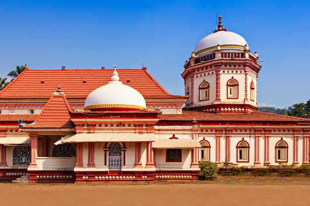 Shree nagesh tempel Premium Fotos