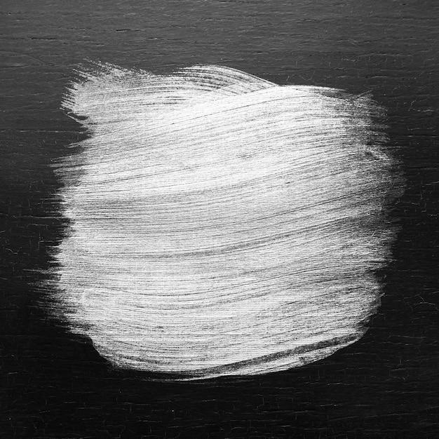 Silberölpinsel pinselstrich textur auf einem farbigen holz Kostenlose Fotos