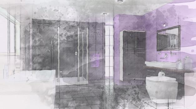 skizze eines hauses download der kostenlosen fotos. Black Bedroom Furniture Sets. Home Design Ideas