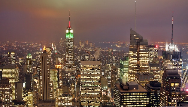 skyline von new york download der kostenlosen fotos. Black Bedroom Furniture Sets. Home Design Ideas