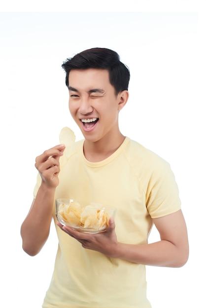 Snacks genießen Kostenlose Fotos