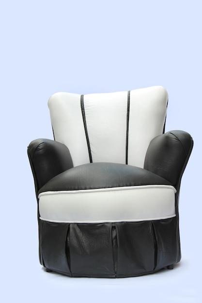 Sofa auf einem weißen hintergrund, das sofa der kinder Premium Fotos