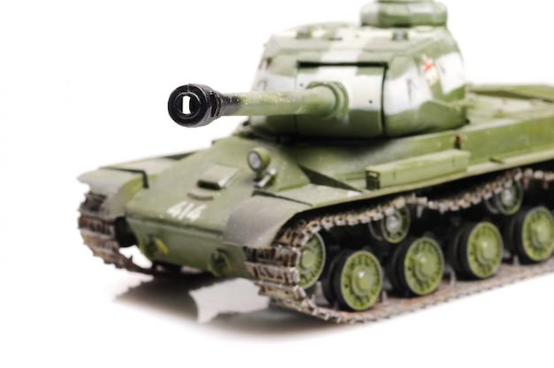 Sowjetischer ww2 panzer is-2 Premium Fotos