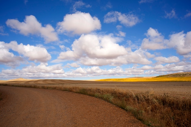 Spanische landschaft Premium Fotos