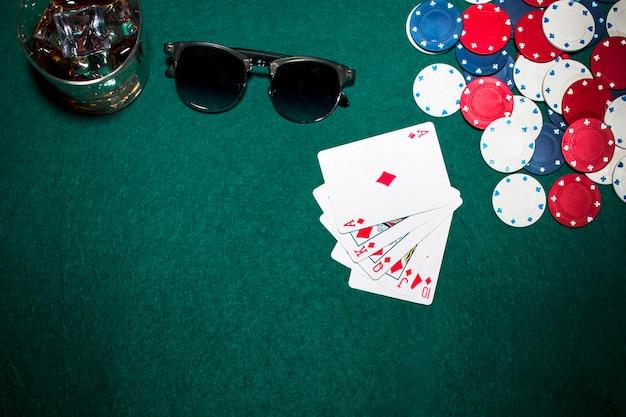 Spielkarte Casino