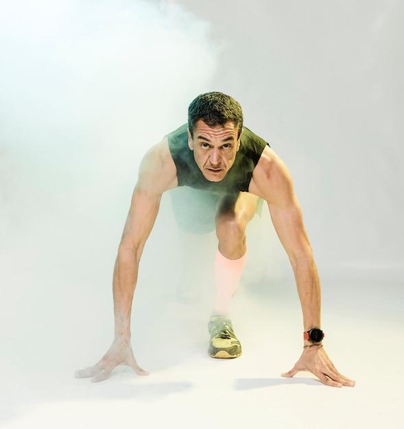 Sportliches männertraining Kostenlose Fotos
