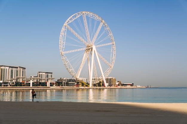 Stadt von dubai marina Premium Fotos