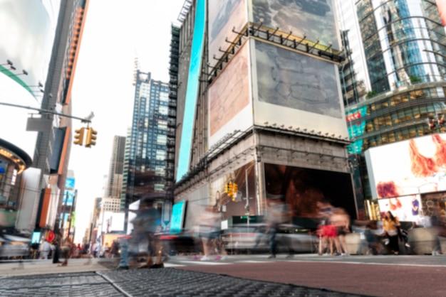 Stadtkreuzung in bewegung Kostenlose Fotos