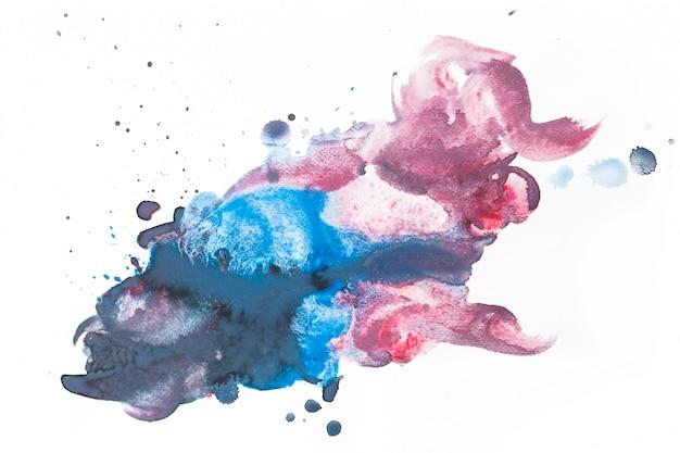 Stain lila und blau Kostenlose Fotos