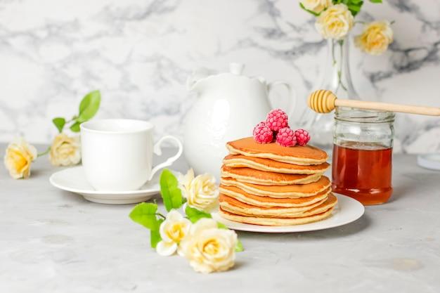 Stapel pfannkuchen Kostenlose Fotos