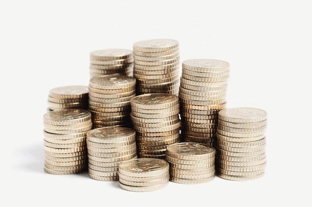Stapel von münzen Kostenlose Fotos