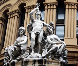 Statue des menschen Kostenlose Fotos