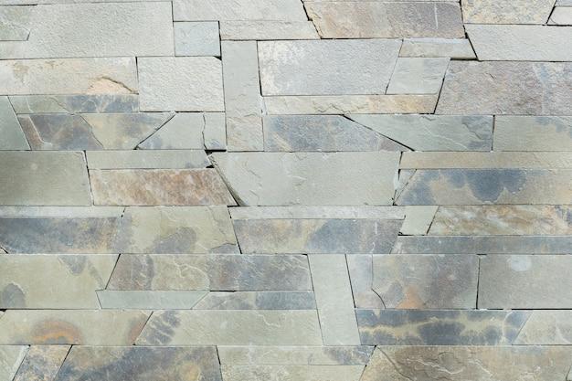 Stein, keramischer backsteinmauerbeschaffenheitshintergrund Premium Fotos