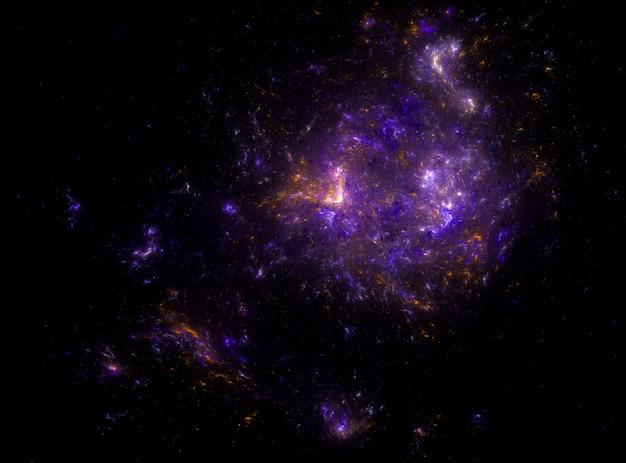 Sternenklare weltraumhintergrundbeschaffenheit Premium Fotos