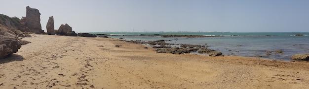 Strand der mauer von puerto sherry Kostenlose Fotos