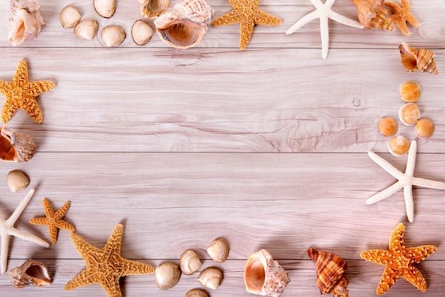 Strandobjekte rahmen Kostenlose Fotos