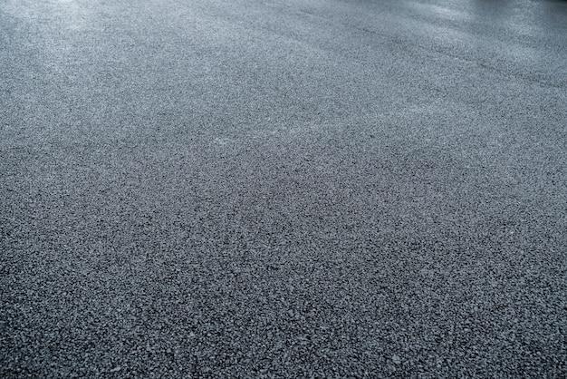 Straßenasphaltplasterung Premium Fotos