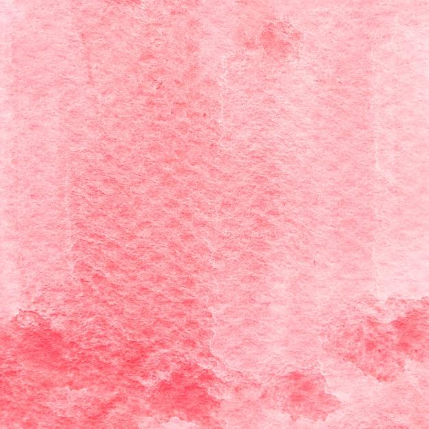 Strukturiertes hintergrundpapier der roten wasserfarbe Kostenlose Fotos
