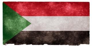 Sudan grunge flag Kostenlose Fotos