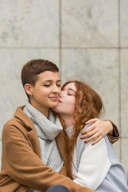 Süsse Junge Frauen