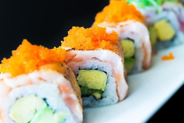 Sushi rolle Kostenlose Fotos